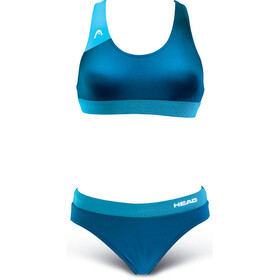 Head Volley Bikinit Naiset, blue